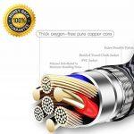 câble guitare acoustique TOP 5 image 4 produit