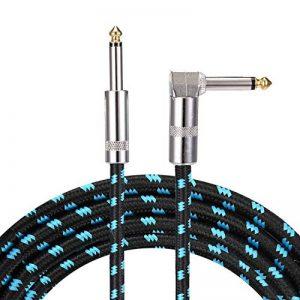 câble guitare basse TOP 11 image 0 produit