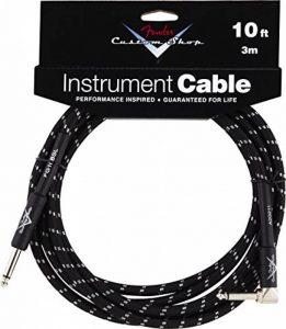 câble guitare électrique TOP 2 image 0 produit