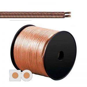 câble haut parleur 100m TOP 4 image 0 produit