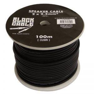 câble haut parleur 100m TOP 9 image 0 produit