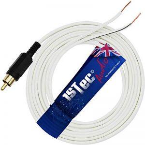 câble haut parleur bose TOP 13 image 0 produit