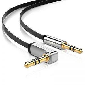 câble jack 1m TOP 2 image 0 produit