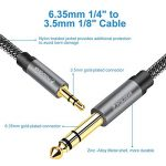 câble jack 6.35 stéréo TOP 9 image 2 produit