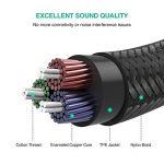 câble jack y TOP 12 image 2 produit