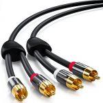 câble rca 15m TOP 10 image 1 produit