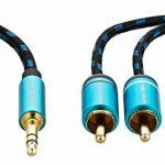 câble rca jack haute qualité TOP 11 image 4 produit