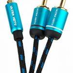 câble rca jack haute qualité TOP 12 image 1 produit