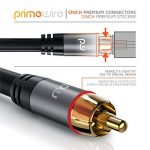 câble rca male male 10m TOP 12 image 3 produit