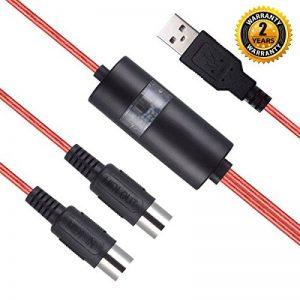 câble usb midi TOP 11 image 0 produit