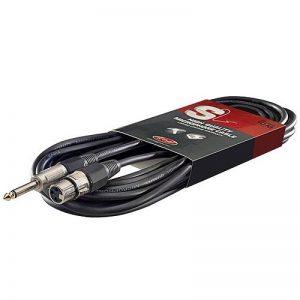 câble xlr pour micro TOP 3 image 0 produit