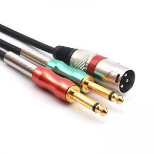 câble xlr stéréo TOP 11 image 0 produit