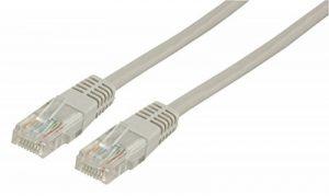 Connectland 0112118 Câble RJ45 FTP Cat 5E F/UTP Droit/blindé 20 m de la marque Connectland image 0 produit