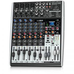 Consoles Sono et Studio Behringer - Xenyx X1204 USB de la marque Behringer image 0 produit