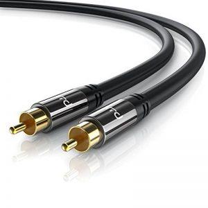 cordon coaxial audio TOP 11 image 0 produit