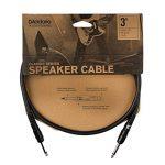 D'Addario PW-CSPK-03 Câble enceinte, 0,9m de la marque Planet Waves image 1 produit