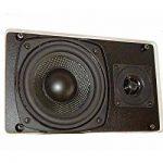 Davis Acoustics 130 RE Enceinte encastrable 2 voies 80 W Blanc de la marque Davis Acoustics image 1 produit