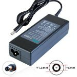 DTK Chargeur Adaptateur Secteur pour HP : 18.5V 3.5A 65W Connecteur: 7.4 * 5.0mm Alimentation pour Ordinateur Portable de la marque DTK image 1 produit