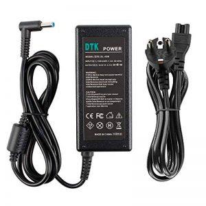 DTK Chargeur Adaptateur Secteur pour HP: 19.5V 2.31A 45W Connecteur: 4.5 * 3mm Alimentation pour Ordinateur Portable de la marque DTK image 0 produit