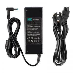 DTK Chargeur Adaptateur Secteur pour HP : 19.5V 4.62A 90W Connecteur: 4.5*3.0mm Alimentation pour ordinateur portable de la marque DTK image 0 produit