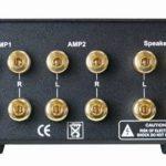 Dynavox AMP-S Commutateur sélecteur audio pour enceintes et ampli Noir (Import Allemagne) de la marque DynaVox image 1 produit