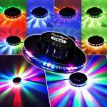 "Enceinte Sono DJ PA Mobile Party Batterie Karaoké 2x15"" 800W USB/BT/SD/F RADIO FM + 2 Micros VHF Effet Friztal MyDJ BOXER-215LED-MAGIC + OVNI de la marque MyDj image 3 produit"