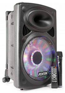 Fenton FPS12–Système de sonorisation Portable 30,4cm Noir de la marque Fenton image 0 produit
