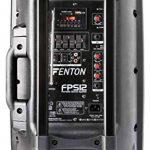 Fenton FPS12–Système de sonorisation Portable 30,4cm Noir de la marque Fenton image 3 produit