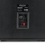 """Fenton TL15LED Enceinte PA sono passive 3 voies woofer 15"""" LED-RVB 800 W Tweeter Pavillon de la marque Fenton image 2 produit"""