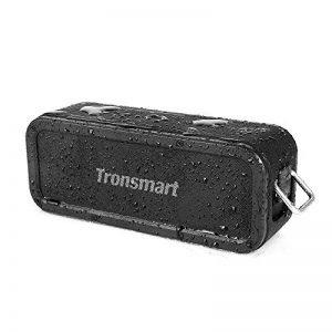 Haut-Parleur Bluetooth Enceinte sans Fil 40W, Tronsmart Force Speaker Waterproof Portable, étanche IPX7, Autonomie 15H, Technologie NFC & TWS,Compatibilité Android, Smartphone,Ordinateur de la marque Tronsmart image 0 produit