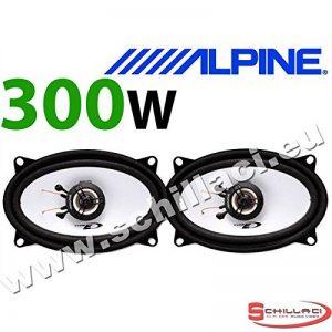 Haut-parleurs Alpine enceintes SXE-4625S 10 x 15cm 2 voie 300 Watts voiture Van Audio de la marque Alpine image 0 produit