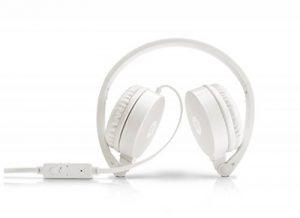 HP H2800 Casque Audio Pliable avec Microphone Blanc de la marque HP image 0 produit