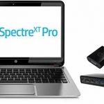 HP H4F02AA#AC3 adaptateur HDMI vers VGA Noir de la marque HP image 1 produit