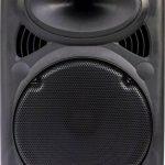 Ibiza PORT12VHF-BT Sonorisation portable 12'' USB/SD/AUX/MP3/Bluetooth Noir de la marque Ibiza image 1 produit