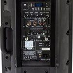 Ibiza PORT12VHF-BT Sonorisation portable 12'' USB/SD/AUX/MP3/Bluetooth Noir de la marque Ibiza image 2 produit