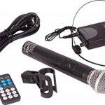 Ibiza PORT12VHF-BT Sonorisation portable 12'' USB/SD/AUX/MP3/Bluetooth Noir de la marque Ibiza image 4 produit
