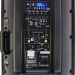 Ibiza PORT15VHF-BT Sonorisation portable USB/Bluetooth Noir de la marque Ibiza image 2 produit