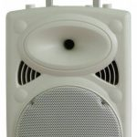 Ibiza Port15vhf-bt-wh Système de Sonorisation portable Blanc de la marque Ibiza image 3 produit