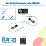 IBRA ® 1m numérique coaxiale Câble / Subwoofer Câble / câble Câble audio / vidéo - Gun Metal Range - 1 Meter de la marque IBRA® image 1 produit