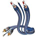 In-akustik-premium-câble stéréo xLR 0, 75 m de la marque In-akustik image 1 produit