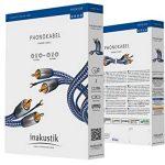 In-akustik-premium-câble stéréo xLR 0, 75 m de la marque In-akustik image 2 produit