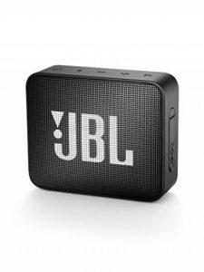 JBL GO 2 - Mini Enceinte Bluetooth portable - Étanche pour piscine & plage IPX7 - Autonomie 5hrs - Qualité audio JBL - Noir de la marque JBL image 0 produit