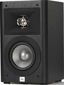 JBL Studio 220 - Paire d'Enceintes d'Etagères 2-Voies 10 cm (4'') - Noir Vinyle de la marque JBL image 0 produit