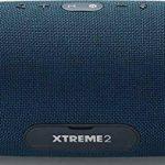 JBL Xtreme 2 - Enceinte Bluetooth portable - Waterproof IPX7 - Autonomie 15 hrs & port USB - Sangle de transport incluse - Bleu de la marque JBL image 1 produit