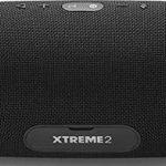 JBL Xtreme 2 - Enceinte Bluetooth portable - Waterproof IPX7 - Autonomie 15 hrs & port USB - Sangle de transport incluse - Noir de la marque JBL image 1 produit