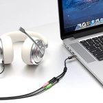 KabelDirekt Câble répartiteur/adaptateur jack pour casque 3.5mm (4 pôles, pour micros externes) PRO Series de la marque KabelDirekt image 4 produit