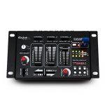 Kit Table de Mixage DJ21 USB Bluetooth + Casque SONO DJ + 2 Micros de la marque Ibiza sound image 2 produit