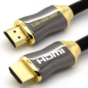 LCS - ORION - 3M - Câble HDMI 1.4 - 2.0 - 2.0 a/b - Professionnel - 3D - Ultra HD 4K 2160p - Full HD 1080p - HDR - ARC - CEC - High Speed par Ethernet - Connecteurs plaqués or de la marque Link Cable Store image 0 produit