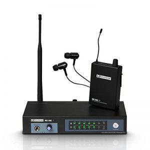 'LD Systems ldmeione1Mei One in-Ear Monitoring Système sans Fil 863,700MHz Noir de la marque LD Systems image 0 produit