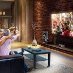 Lecteur CD Portable, Mur Montable Lecteur DVD/CD Bluetooth Mural Bluetooth avec Télécommande Full-HD 1080P Haut-Parleur Hi-FI intégré Radio FM, Prise AV de 3,5 mm, Port USB et HDMI (Blanc) de la marque VICELEC image 1 produit